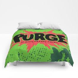 purge Comforters