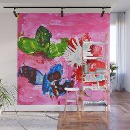 BUTTERFLiES TRANSFORMATiON | Craft Kid Wall Mural