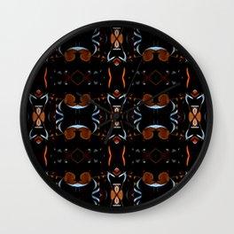 Tribal Inspiration Wall Clock
