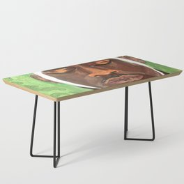 David Banner Coffee Table