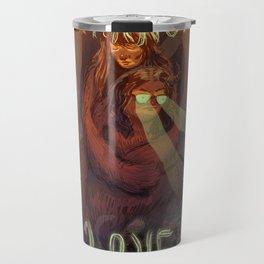 Strange Love Travel Mug