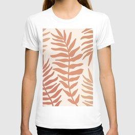 Modern Leaves T-shirt