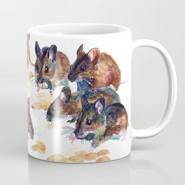 Mice Coffee Mug