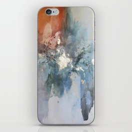 Don't Stop Making Mistakes iPhone Skin