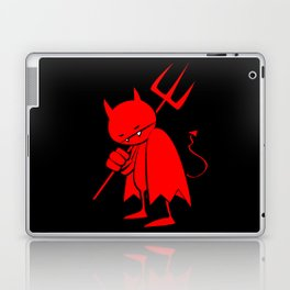 minima - sad devil Laptop & iPad Skin