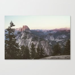 Great Nights in Yosemite Canvas Print