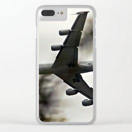 Air Navy Clear iPhone Case