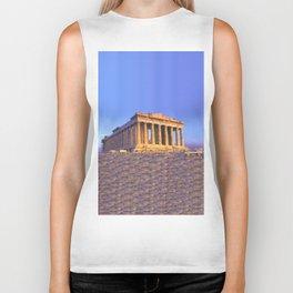 The Parthenon Biker Tank