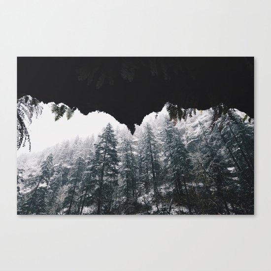 Winter VI Canvas Print