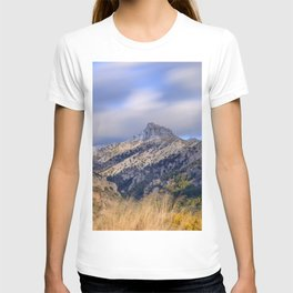 """Trevenque"". Square T-shirt"