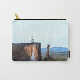 Paradise Falls - Adventure Is Out There Carry-All Pouch