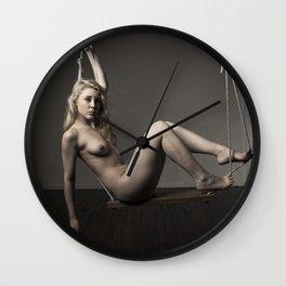 Mariah 2 Wall Clock