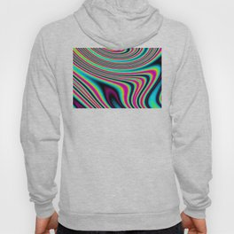 Colorful stripes Hoody