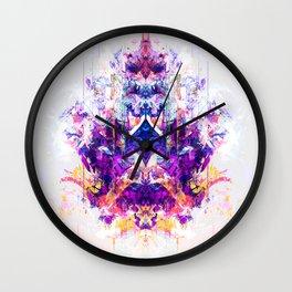 Fool's Crown Wall Clock