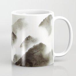 Yokoyama Taikan - Mount Fuji - AMEHARU - Top Quality Image Edition Coffee Mug