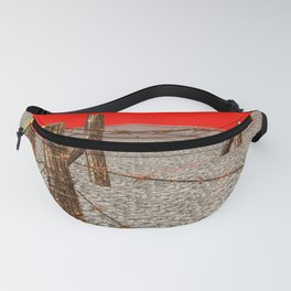 SquaRed: No Country For Musicman Fanny Pack