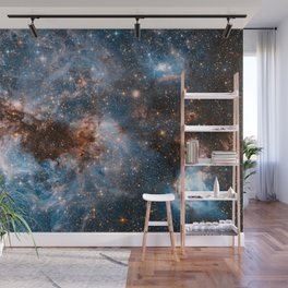 Into The Storm, Galaxy Background, Universe Large Print, Space Wall Art Decor, Deep Space Poster Wall Mural