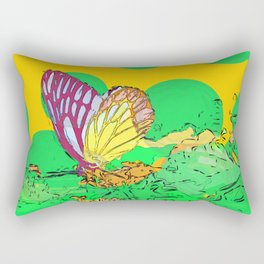The Theory of Chaos Rectangular Pillow