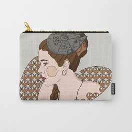 Leia - Rebel Princess  Carry-All Pouch