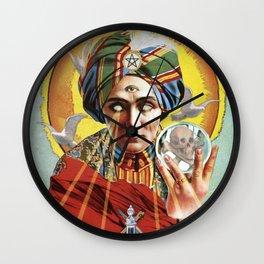 TAROT - THE MAGICAN I Wall Clock