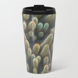 Botanical Gardens Cactus #596 Travel Mug