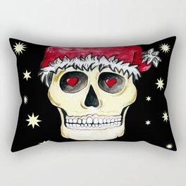 Smile, it's Christmas!! Rectangular Pillow