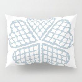 The Waffle Pillow Sham