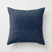 constellations Throw Pillows featuring Constellations by datavis/pwowk