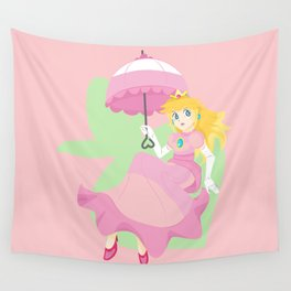 Turnip Princess Wall Tapestry