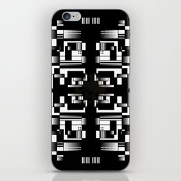 Scattered iPhone Skin