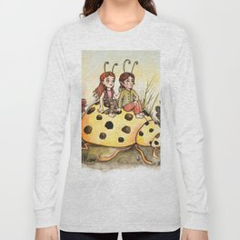 Ladybug Friends Long Sleeve T-shirt