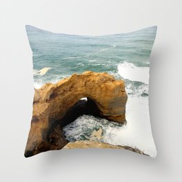 The Arch Throw Pillow