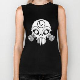 Chaos Skull Biker Tank