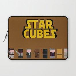 Star Cubes Laptop Sleeve