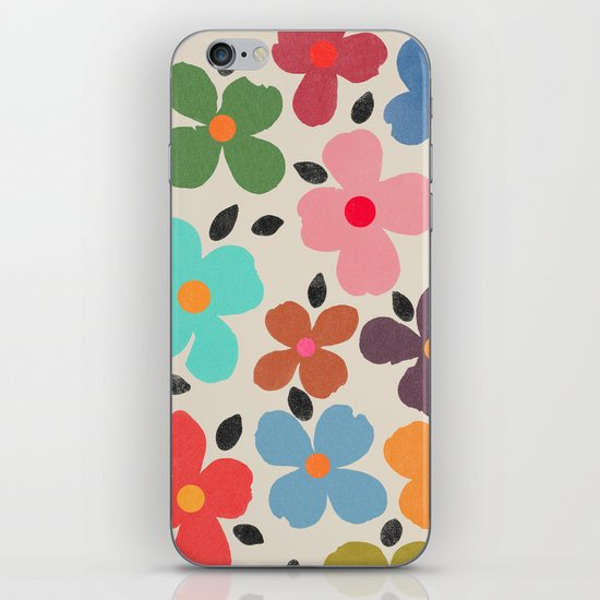 dogwood 1 iPhone & iPod Skin