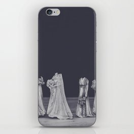 The Wedding Party iPhone Skin