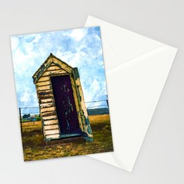 The Out House Stationery Cards