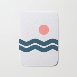 Nautical 06 No.1 Bath Mat