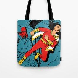 Herstory: Captain Revenge Tote Bag