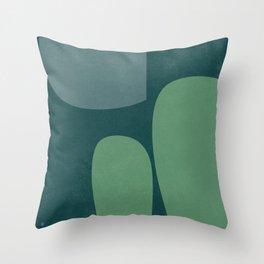 Revealed-7 Throw Pillow
