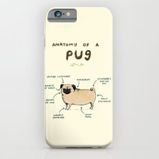 Anatomy of a Pug Slim Case iPhone 6