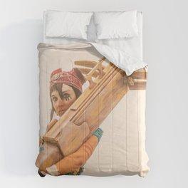 Kai of Heavenly Sword Comforters