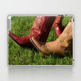 Texas Boots Laptop & iPad Skin