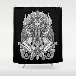 Gemini Shower Curtain