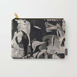 GUERNICA #1 - PABLO PICASSO Carry-All Pouch