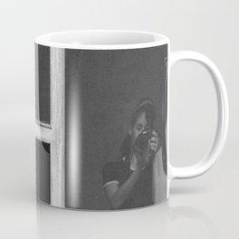 The Photographer's Reflection (El Salvador) Coffee Mug