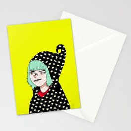 witchy witch Stationery Cards