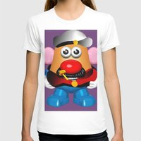 popeye T-shirts featuring Popeye Potato Head by tgronberg