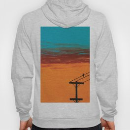 Bird On A Wire Hoody