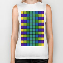 Out of Focus Chex Biker Tank